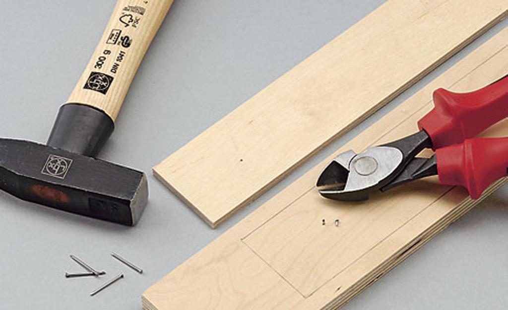spiegelrahmen selber bauen holzarbeiten m bel bild 12. Black Bedroom Furniture Sets. Home Design Ideas