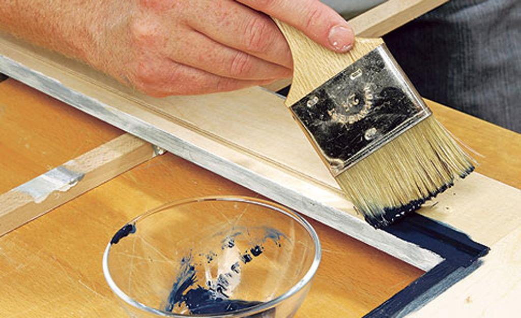 spiegelrahmen selber bauen holzarbeiten m bel bild. Black Bedroom Furniture Sets. Home Design Ideas