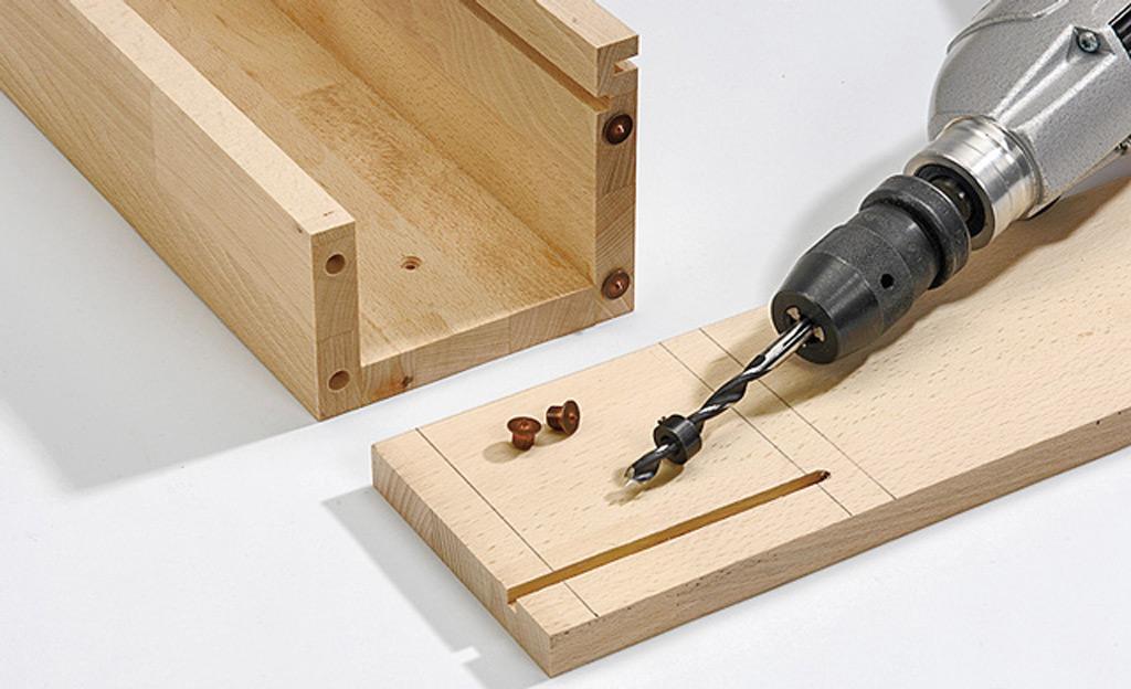 Spiegelschrank selber bauen  Holzarbeiten & Möbel  selbst.de