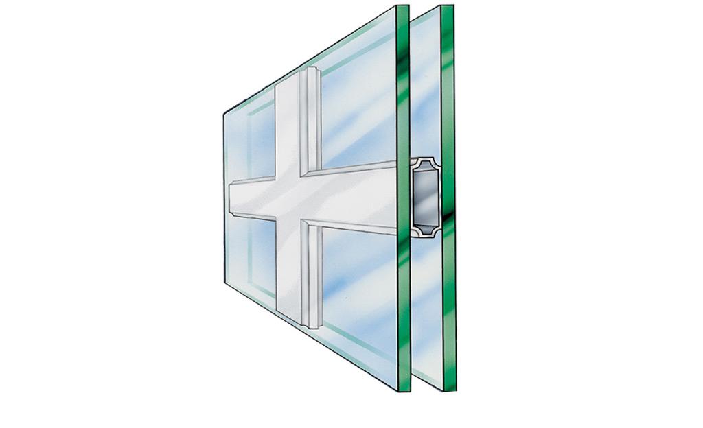 Sprossenfenster neubau planung bild 5 - Sprossenfenster innenliegende sprossen ...