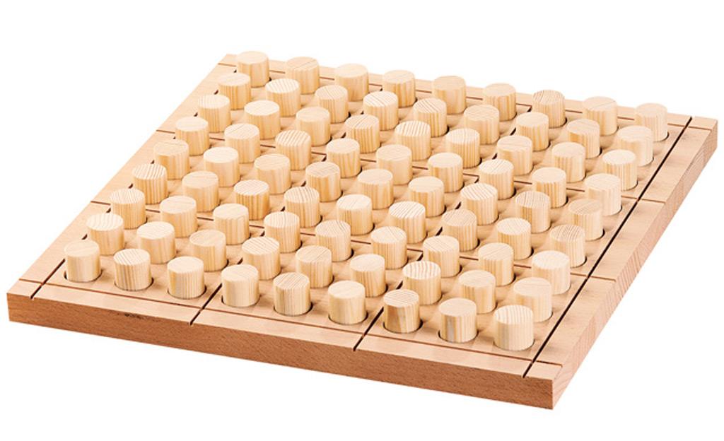 Tac Brettspiel Bauanleitung