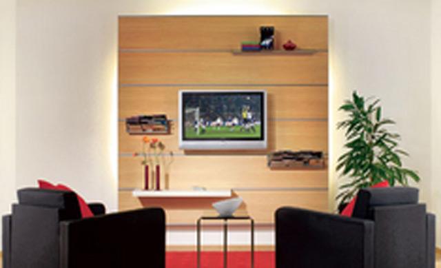 tv multifunktionswand. Black Bedroom Furniture Sets. Home Design Ideas