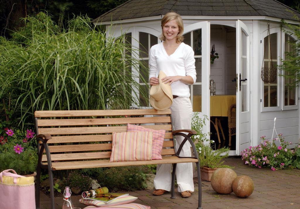 Obi Gartenmobel Polster : Teakholz pflegen  Gartenmöbel  selbstde