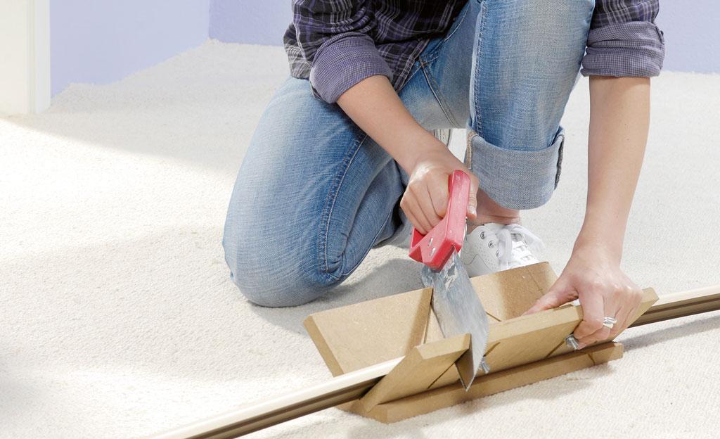 Fußboden Teppich Verlegen ~ Teppichboden verlegen selbst