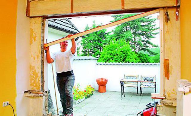 terrassent r treppen fenster balkone. Black Bedroom Furniture Sets. Home Design Ideas