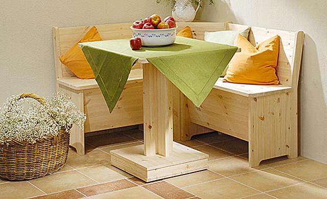 Bevorzugt Tisch mit Mittelfuß   selbst.de OO77