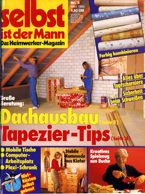 DIY-Trends der 70/80er