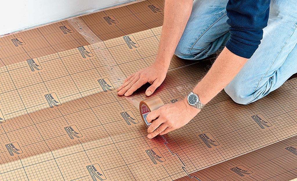 Fußboden Trittschalldämmung ~ Trittschalldämmung vinylboden selbst.de
