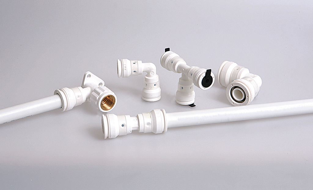 Super Wasserleitung: Kunststoff | selbst.de IH83
