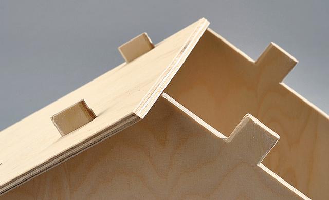 Dach anpassen