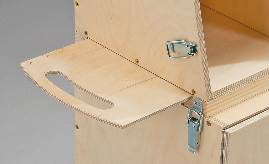 mobiler werkzeugwagen werkzeugschrank. Black Bedroom Furniture Sets. Home Design Ideas