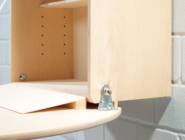 bauanleitung wickeltisch selbst bauen einrichten wohnen. Black Bedroom Furniture Sets. Home Design Ideas