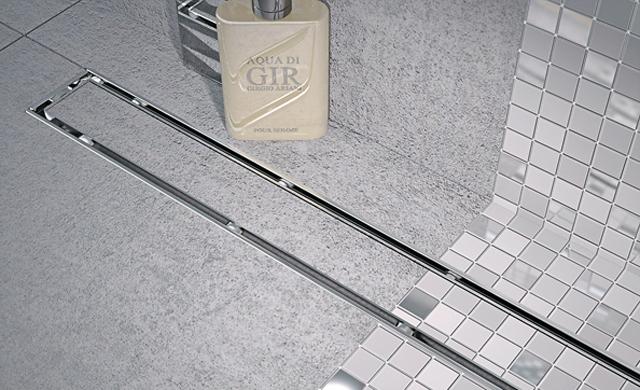 Dusche Ablaufrinne Baustoffe & Bauelemente