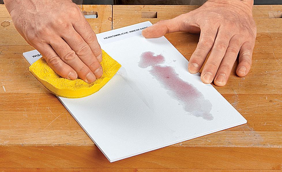abwaschbare wandfarbe | farben & tapeten | selbst.de - Abwaschbare Farbe Küche