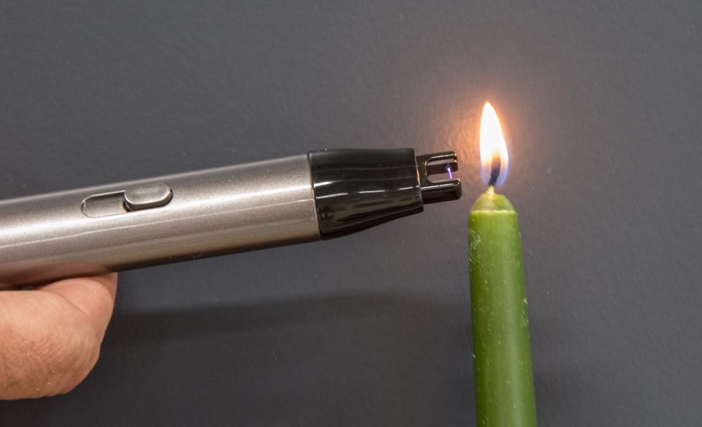 Lichtbogen-Feuerzeug von Tecsetter