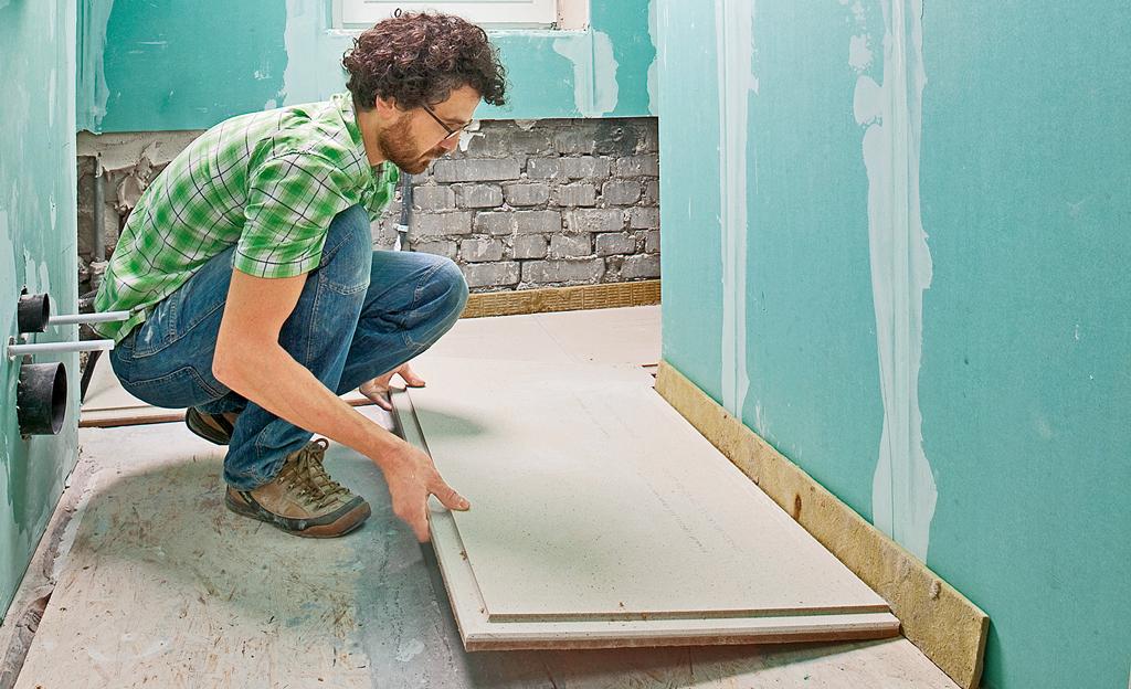 Bad Fußboden Renovieren ~ Holzbalkendecke ausgleichen selbst.de