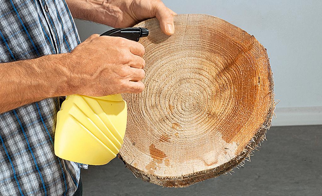 Basteln Mit Baumscheiben Selbst De