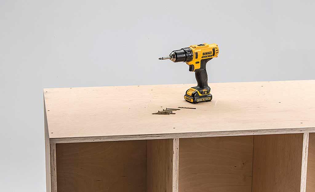 Frässchablone arbeitsplatte selber bauen