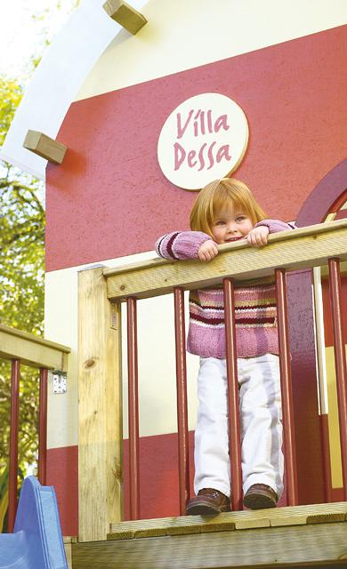 Kinderspielhaus selber bauen