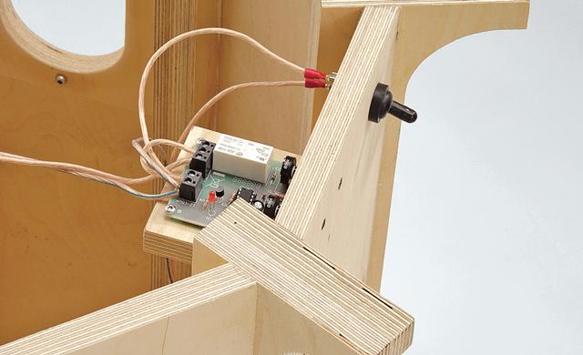 leuchtturm selber bauen m bel ausstattung bild 45. Black Bedroom Furniture Sets. Home Design Ideas