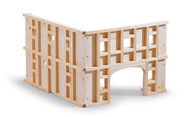 Fachwerkmühle bauen