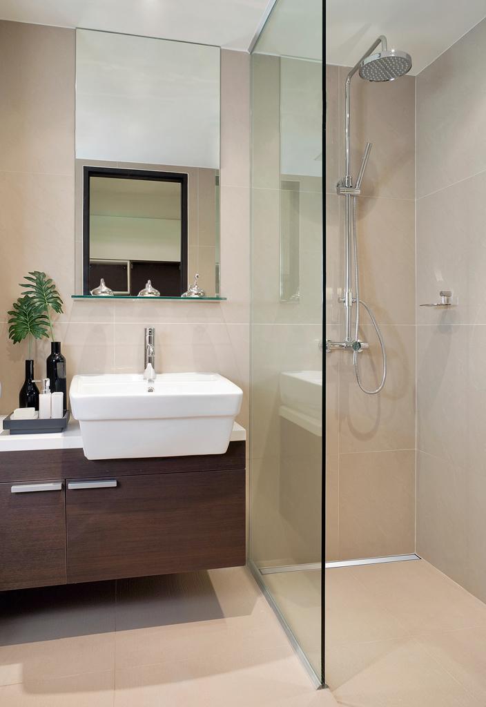 Aufregend Dusche Renovieren Fotos Von Wohndesign Dekorativ
