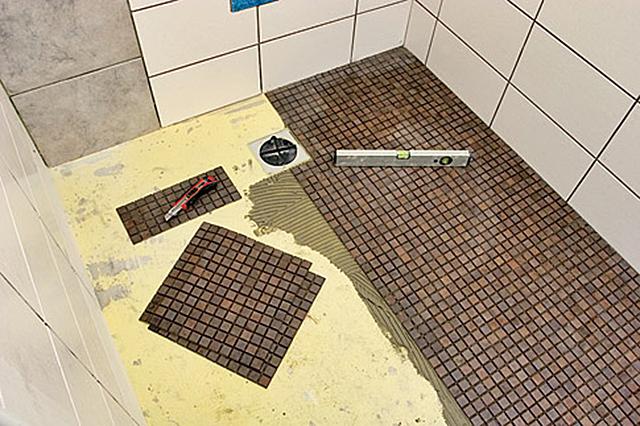 Bodengleiche Dusche Selber Bauen