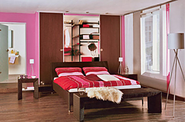 begehbaren kleiderschrank selber bauen. Black Bedroom Furniture Sets. Home Design Ideas