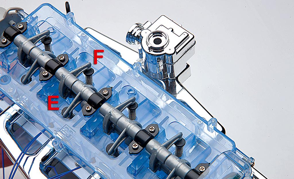 Wie funktioniert ein Ottomotor?