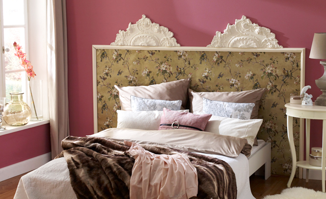 betthaupt barockes bett bauen einrichten mobiliar. Black Bedroom Furniture Sets. Home Design Ideas