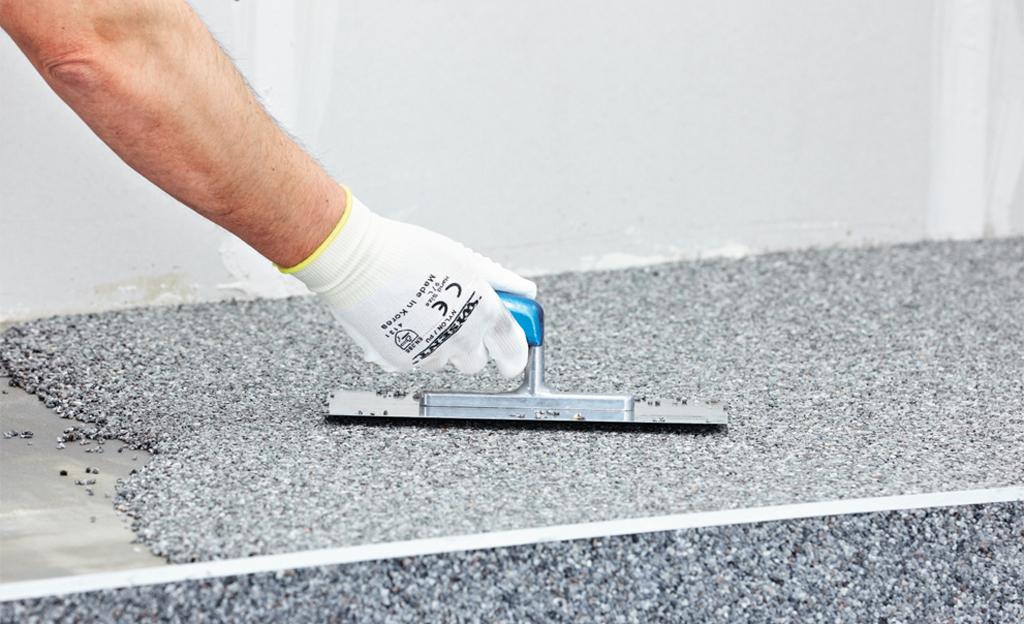 Boden aus marmor steinboden teppichboden for Boden verdichten