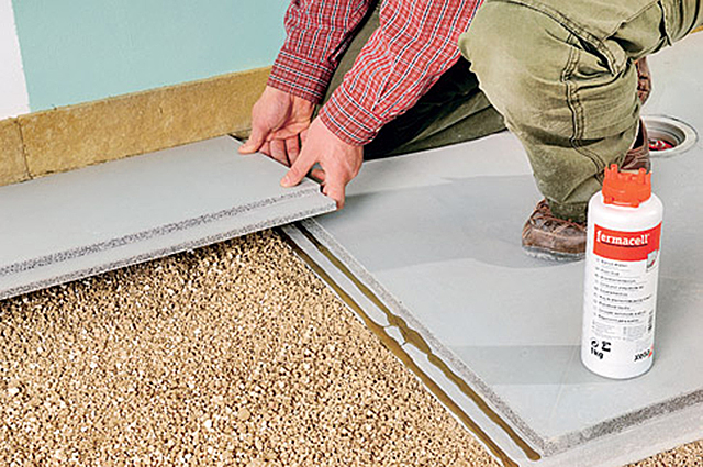 Super Bodengleiche Dusche selber bauen | selbst.de HQ39
