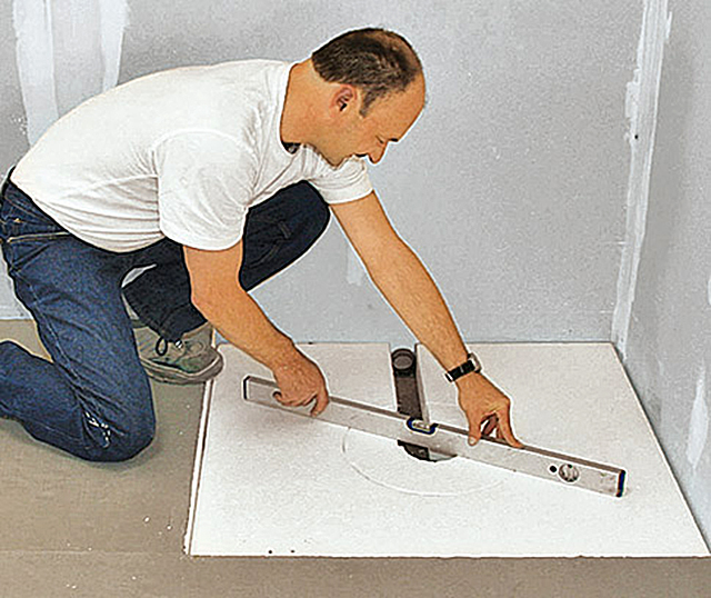 Sehr Bodengleiche Dusche selber bauen | selbst.de SM02