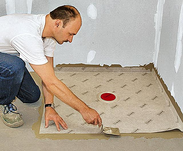 Bevorzugt Bodengleiche Dusche selber bauen | selbst.de BY83
