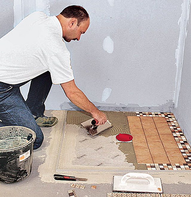 Favorit Bodengleiche Dusche selber bauen | selbst.de SH58