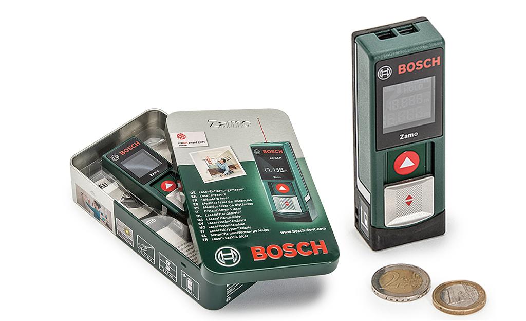 Bosch Entfernungsmesser Software : Neue measuring master app von bosch für profis media service