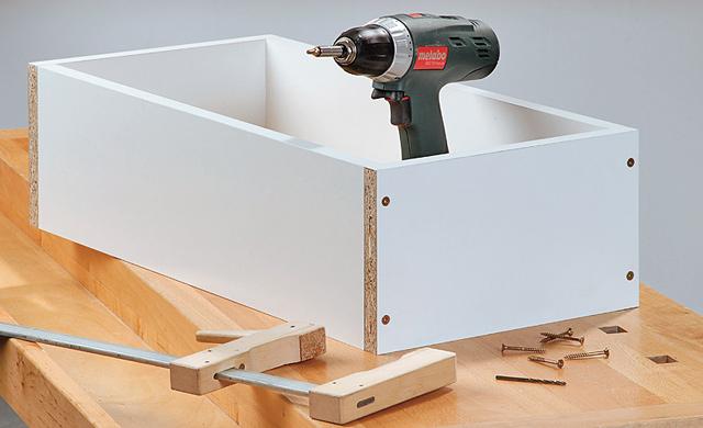 schubkasten bauen bauplan f r praktischen hocker mit schubkasten wie gro wird die schublade. Black Bedroom Furniture Sets. Home Design Ideas