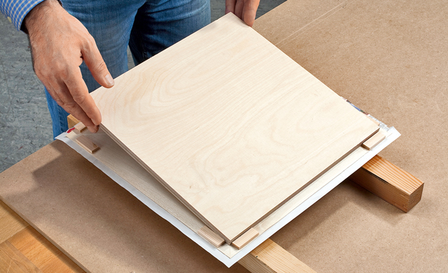 schachbrett selber bauen holzspielzeug krippen bild. Black Bedroom Furniture Sets. Home Design Ideas
