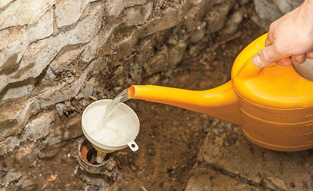 Brunnen-Reiniger