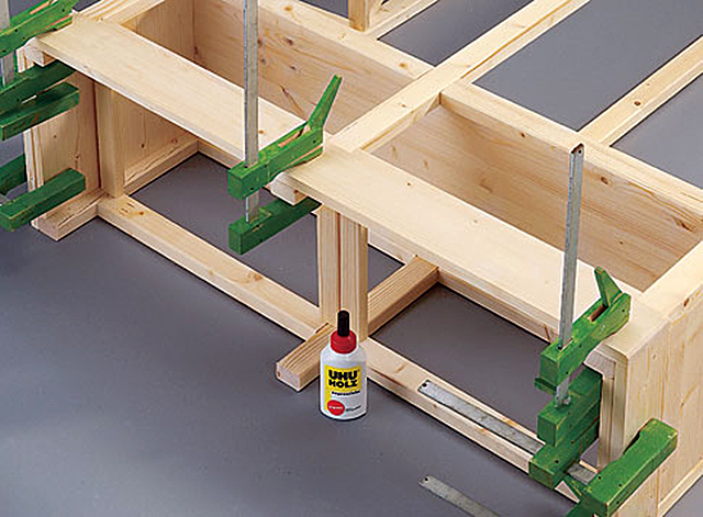 b cherregal selber bauen holzarbeiten m bel bild 10. Black Bedroom Furniture Sets. Home Design Ideas