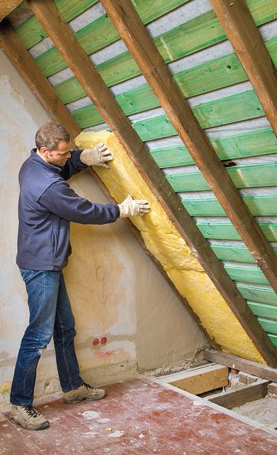 Bevorzugt Dach dämmen von innen | selbst.de IP95