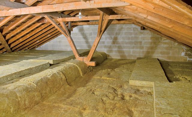 Fußboden Im Dachboden ~ Dachboden dämmen selbst.de