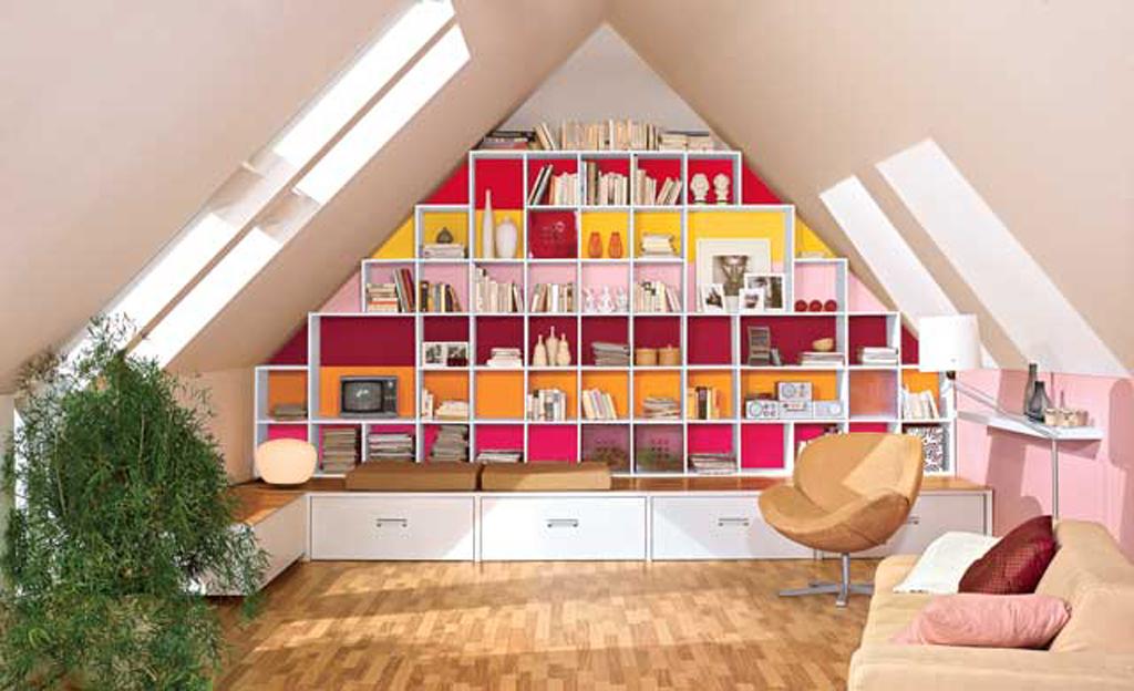 dachschr ge streichen w nde verputzen streichen. Black Bedroom Furniture Sets. Home Design Ideas
