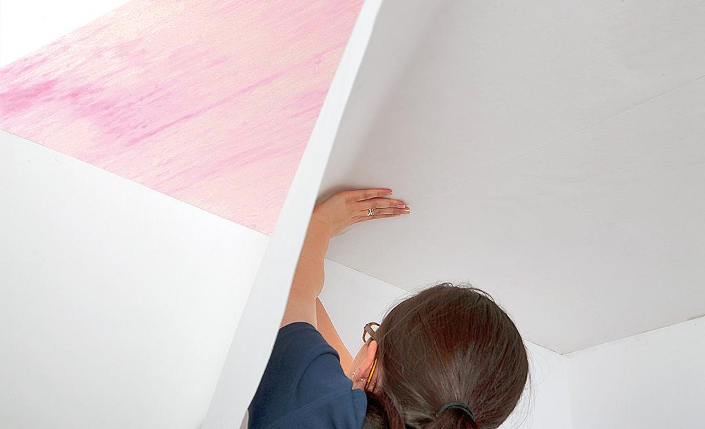 Gut gemocht Vliestapete: Decke | selbst.de WQ32