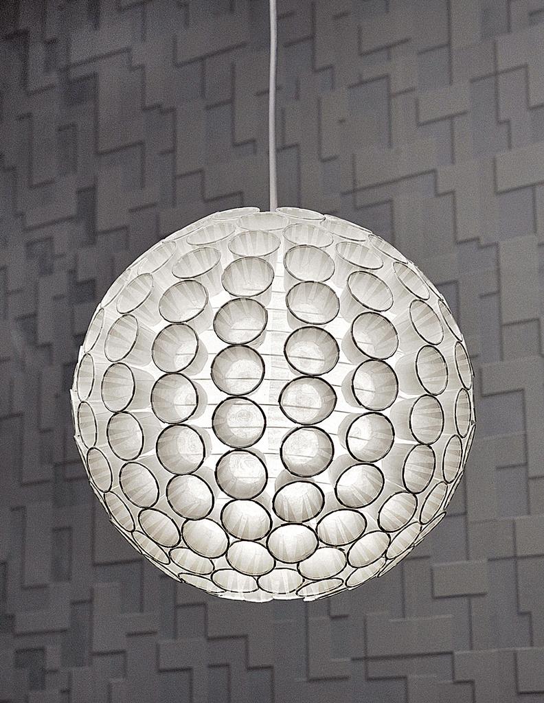 lampe aus plastikbechern | selbst.de