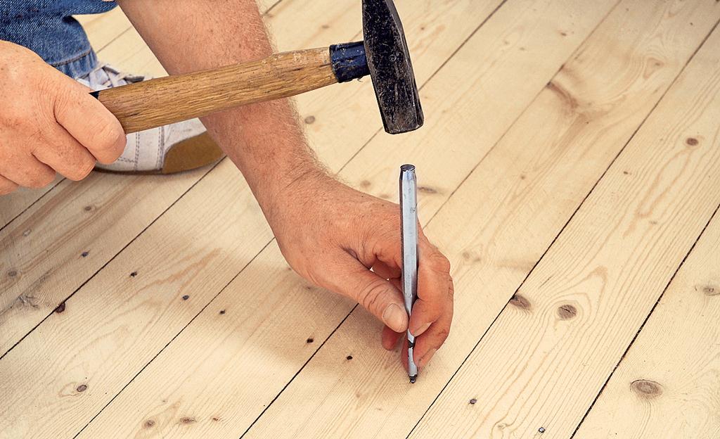 Holzfußboden Schleifen ~ Dielen abschleifen selbst.de