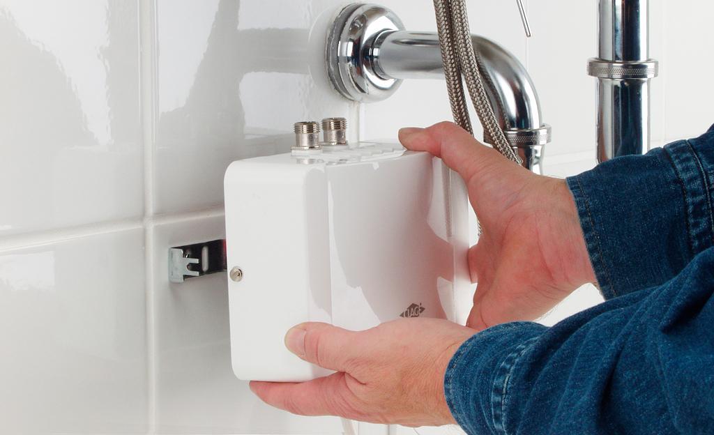 druckloser durchlauferhitzer f r niederdruck armatur waschbecken wc bild 15. Black Bedroom Furniture Sets. Home Design Ideas