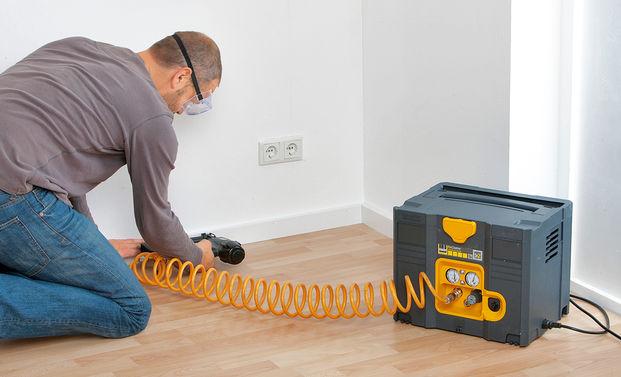 kompressor von schneider. Black Bedroom Furniture Sets. Home Design Ideas
