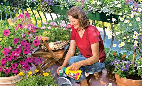 Dünger | Garten & Balkon | Selbst.de Dunger Fur Den Garten Pflanzen Kuche