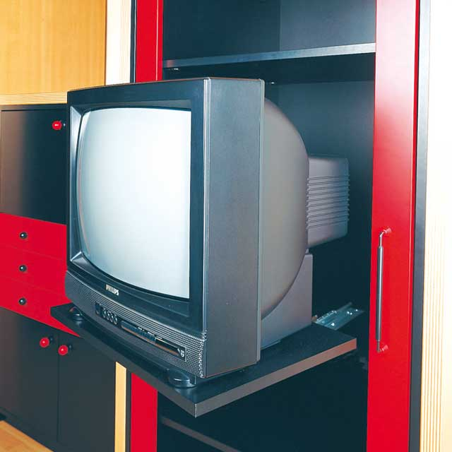 Spezialauszüge: TV-Drehbühne
